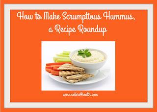 Vegan Recipes, Serving Ideas at Colors 4 Health