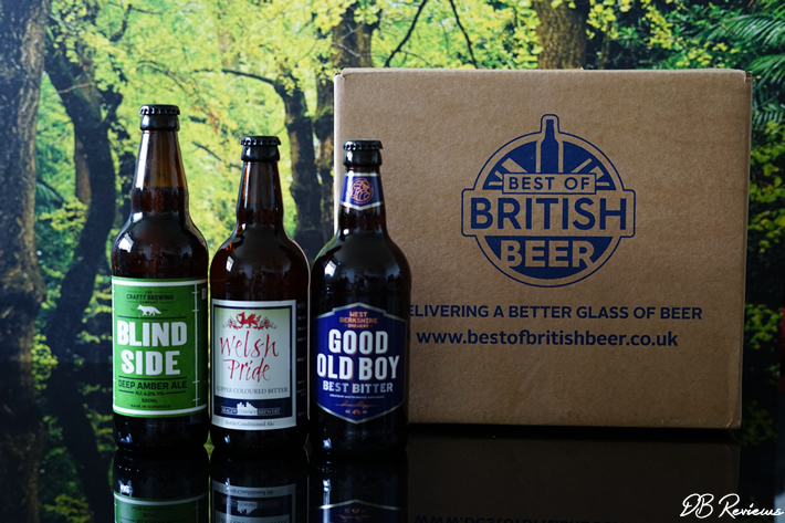 Traditional Bitters from Best of British Beer