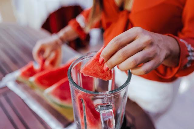Lower back pain - watermelon juice