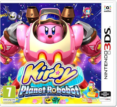 Kirby Planet Robobot Decrypted 3DS World