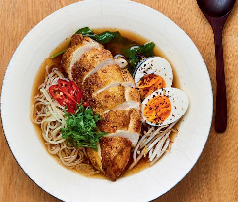 Best Chicken Ramen recipe