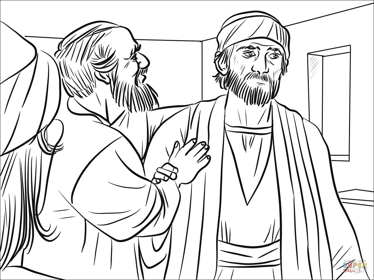 FAITH E. KIDS!: 1st-5th Grade Lesson: Bible Bad Guys~Saul