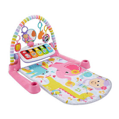 Fisher-Price Deluxe Kick & Play Piano Gym best selling product