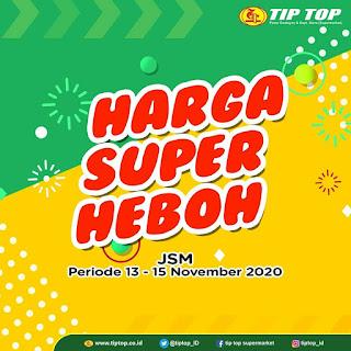 Katalog Promo JSM TIP TOP 13 - 15 November