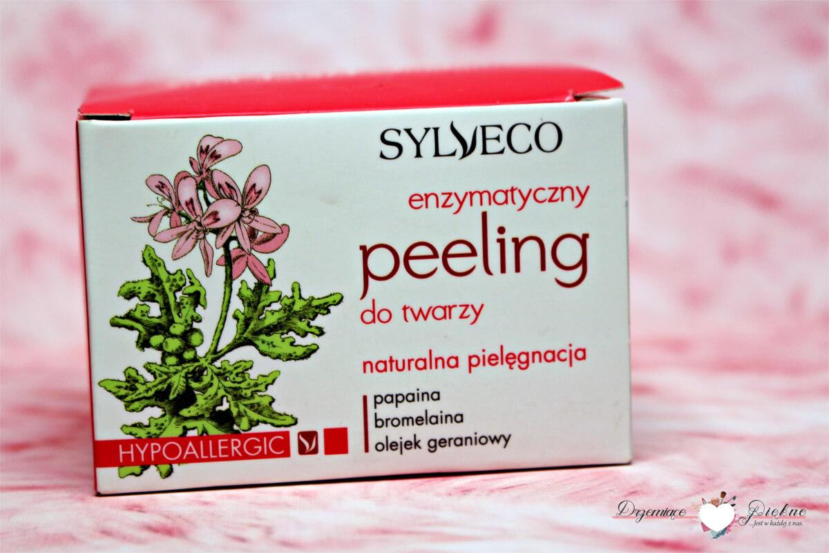 Sylveco, Enzymatyczny peeling do twarzy