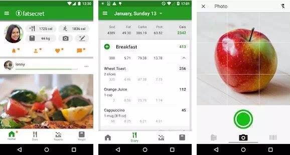 Aplikasi Penghitung Kalori Terbaik di Android dan iOS-2