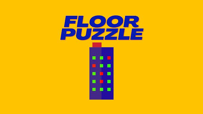 Floor Puzzle | Puzzle Set-6