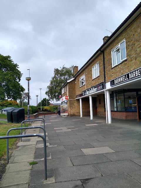 Psychogeography, Cambridge, East Barnwell