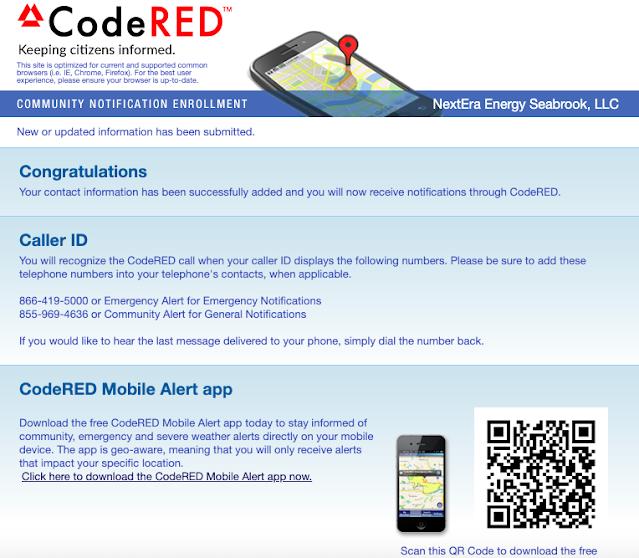 CodeRED Sistema de Alerta de Emergencias