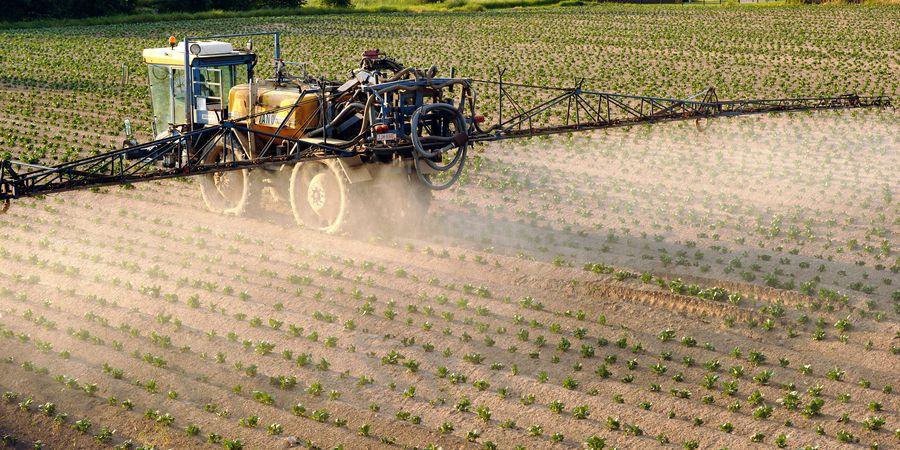 Utilização de glifosato na agricultura