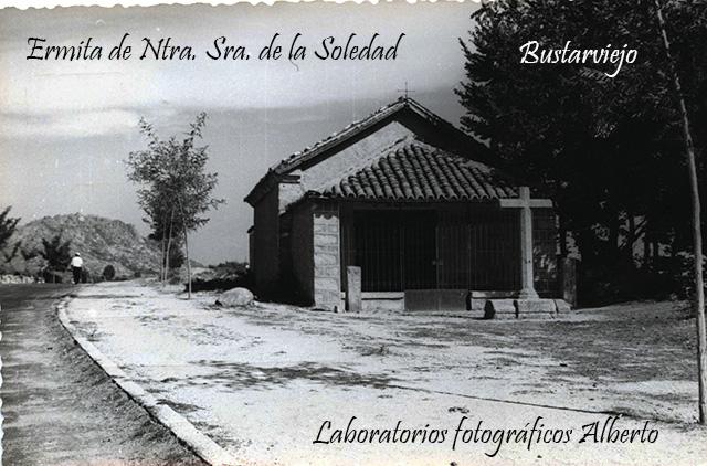 Bustarviejo ermita de Ntra. Sra. de la Soledad