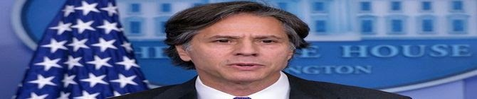 Afghanistan; Terror Sanctuaries In Pakistan; On Agenda For Blinken's Visit