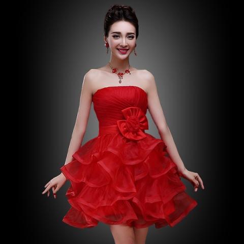 15 Model Gaun Pesta Pendek Terbaru