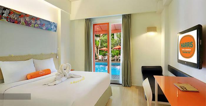 Hotel di Daerah Sunset Road Bali