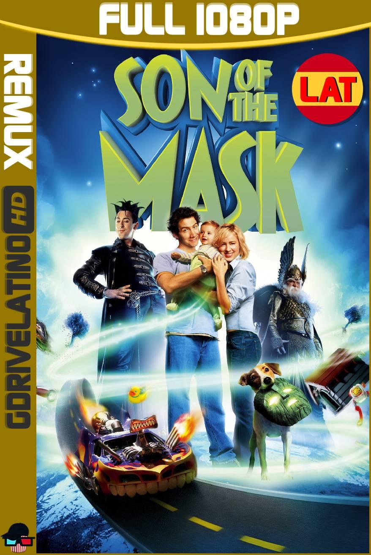 El Hijo de la Máscara (2005) BDRemux 1080p Latino-Ingles MKV