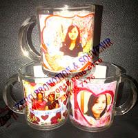 Souvenir Mug Transparan