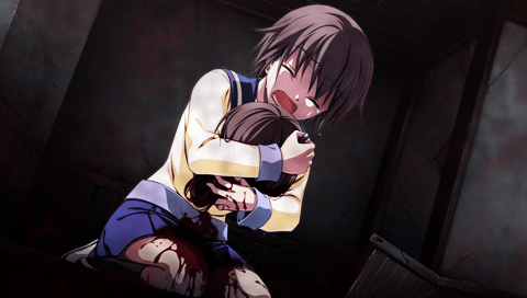 Corpse Party: Book of Shadows - PSP Review