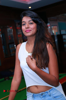 Actress Kavya Pictures in Ripped Jeans at Chocolate Boy Friendship Day Event  0014.JPG