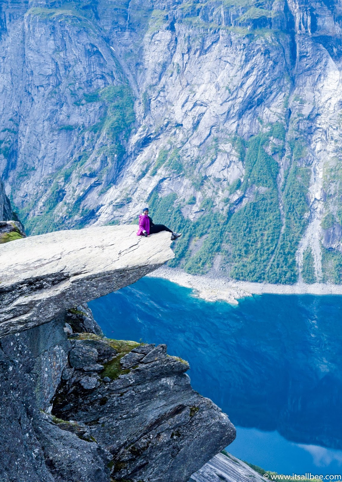 Bergen to Odda - how to get to trolltunga from bergen
