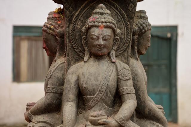 Statuette Katmandou