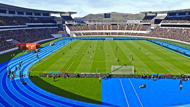 Rommel Fernandez Stadium For eFootball PES 2021