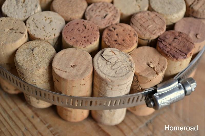 How to Make a Wine Cork Trivet