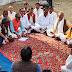 श्रमदानियों ने बैठकर कर बनाई कार्य योजना