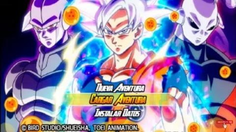 DBZ TTT V5 Mod Full Heroes ISO Download