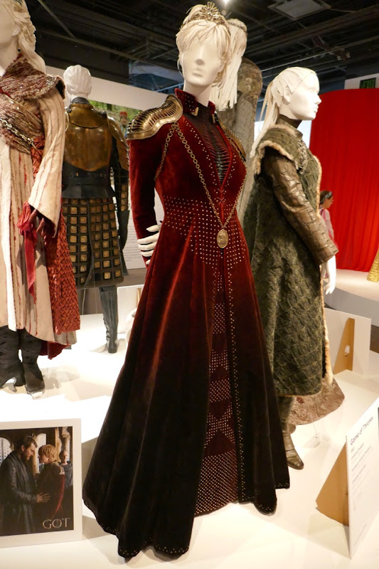 Lena Headey Game Thrones Cersei final season costume
