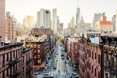 Avenue ville de New York