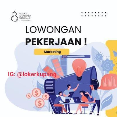 Lowongan Kerja Yayasan Puge Figo/PT. Natura Nusantara Essentials Sebagai Marketing