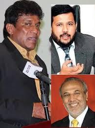 UNP யின் காலிமுகத்திடல் கூட்டத்தில் ஹக்கீம், றிசாத், மனோ உரையாற்றாதது ஏன்..?