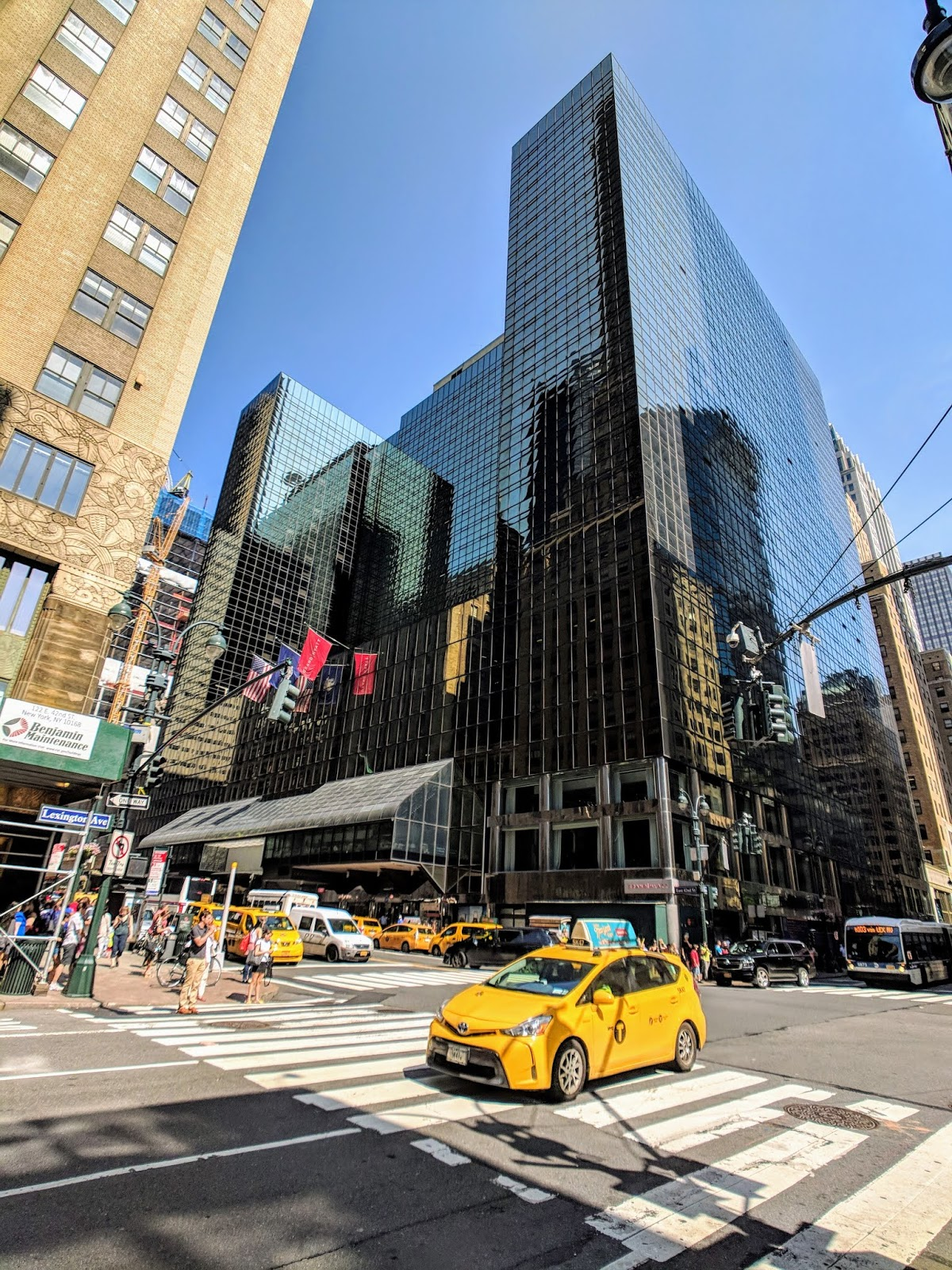Hotels Near 200 Park Avenue In New York
