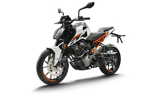 KTM 125 Duke side look images