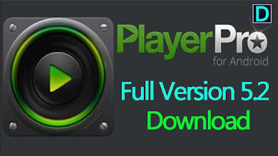 PlayerPro Music Player APK Download Latest Version 5.2 for Android (BlastOn SA) on www.DcFile.com