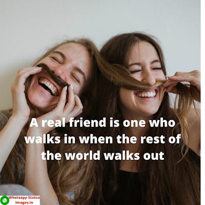 Friendship Status In English