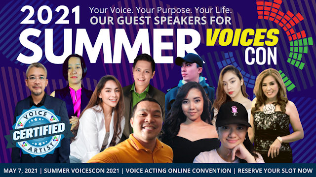 The First-ever Summer Voice Convention Made Accessible to Everyone Online