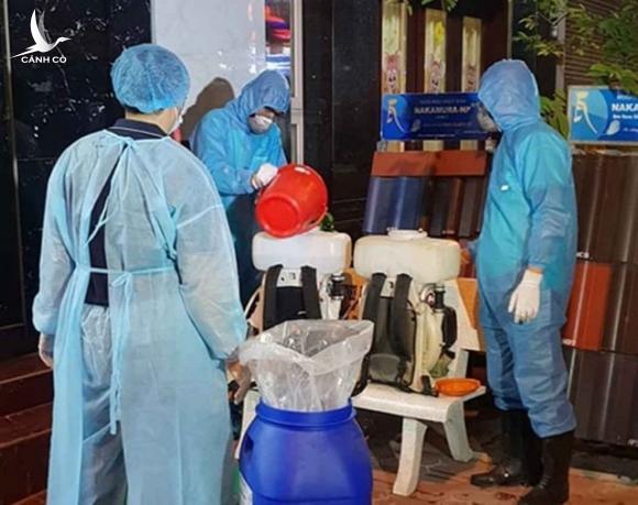 Nữ doanh nhân Bình Thuận đáng trách gấp trăm lần bệnh nhân số 17