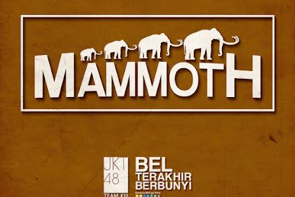 [Lirik] JKT48 - Mammoth