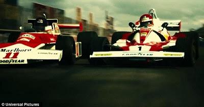 Rush - McLaren vs Ferrari