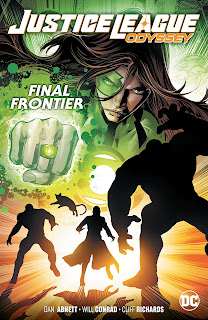 Justice League Odyssey Volume 3 Final Frontier