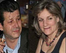 """Με ισόβια στην """"πλάτη"""" θα βρεθούν στις 20/10 στο εδώλιο η Φρύνη Οντόνι και ο  Κώστας Κυριακόπουλος!"""