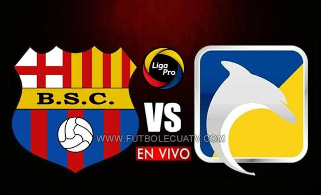 Barcelona SC choca ante Delfín en vivo a partir de las 19h30 horario local, por la fecha dos del campeonato ecuatoriano siendo emitido por GolTV Ecuador a efectuarse en el estadio Banco Pichincha Monumental. Con arbitraje principal de Augusto Aragón.