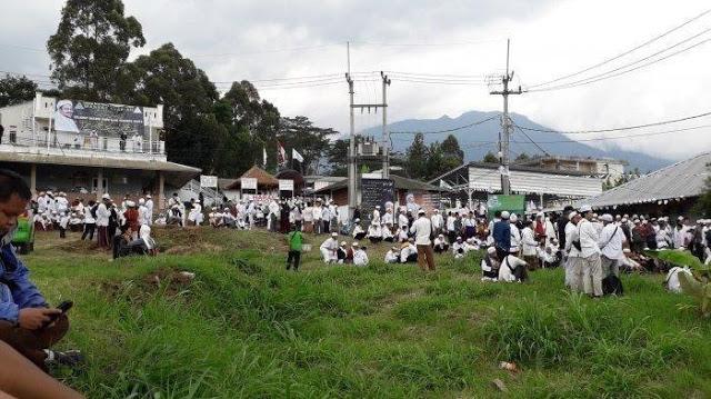 Polda Jabar Bakal Periksa HRS soal Kerumunan di Bogor