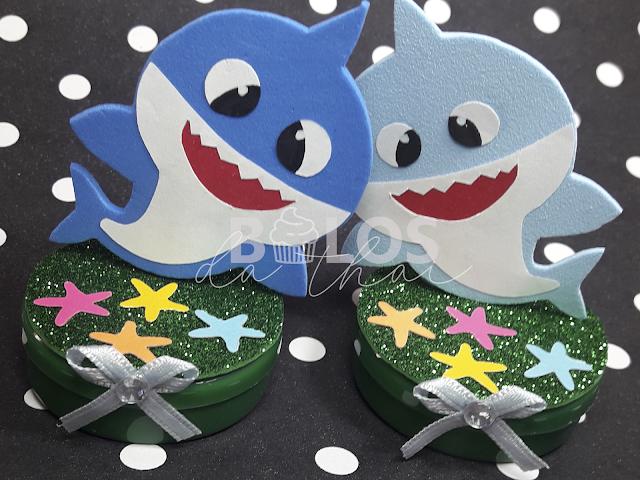 personalizados para festa baby shark