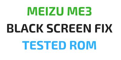 Firmware meizu mt6755