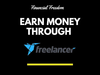 How to earn money through Freelancer