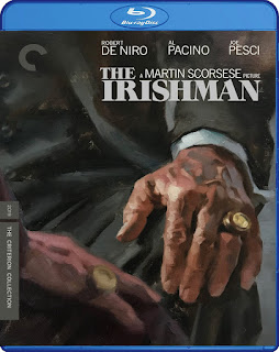 El Irlandés [BD25] *Con Audio Latino *Bluray Exclusivo