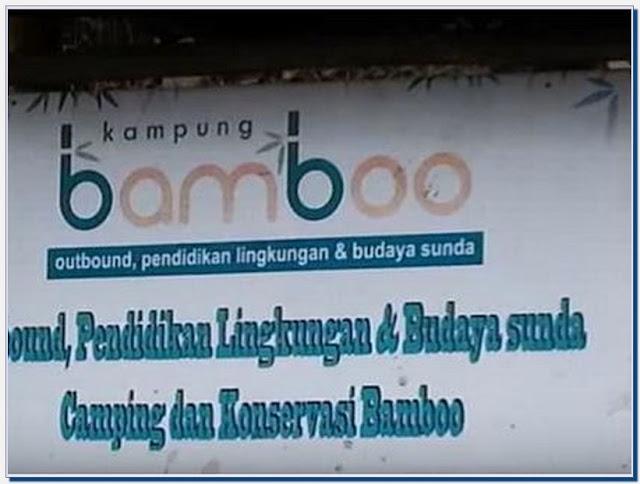 Kampung Bamboo Bandung