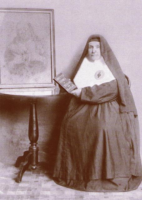 blažena Katarina (Catalina) de Marie Rodriguez - vdova in redovna ustanoviteljica